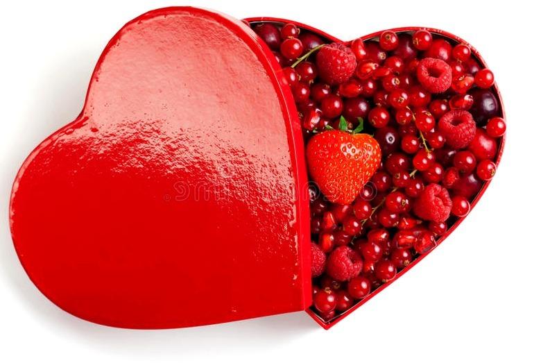 La fruta del amor