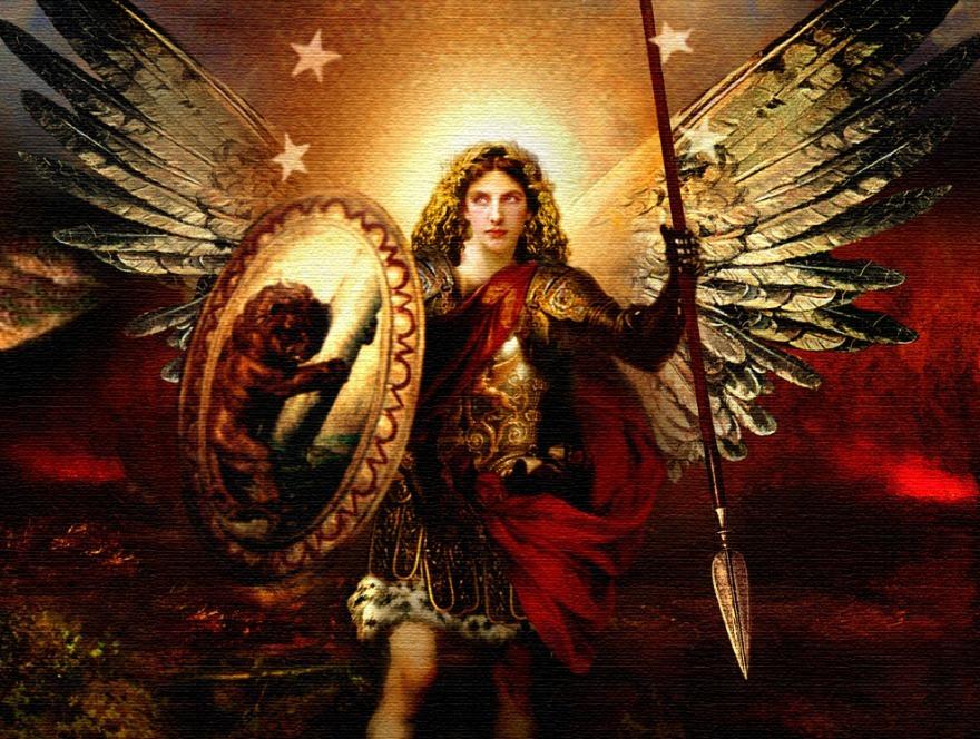 Oración al arcángel Chamuel para el amor